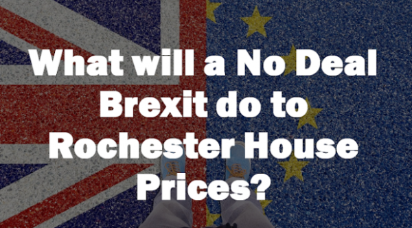 No Deal Brexit- The Prediction For Rochester House Prices