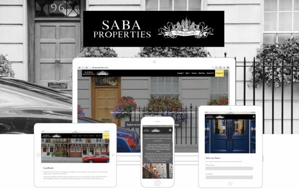 Saba Properties, Central London