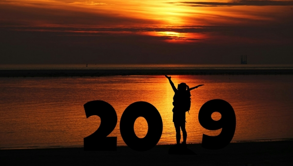 How will you change your life in 2019?