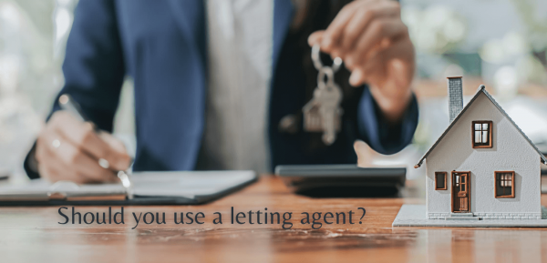 Should you use a letting agent?