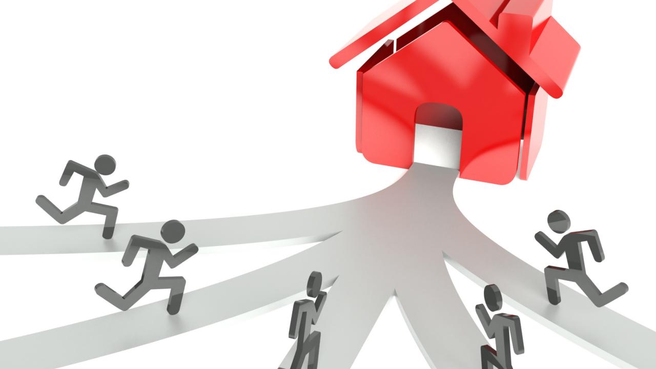 >Phenomenal property market!
