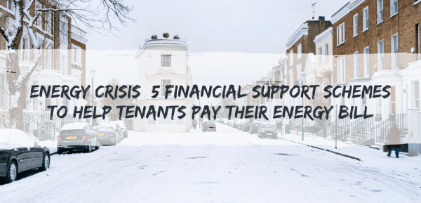 Energy Crisis: 5 Financial Support Schemes To Help Tenants Pay Their Energy Bill