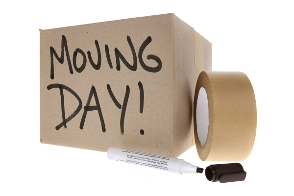 Top tips to help ease moving house