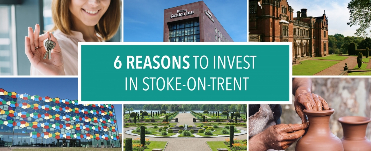 >Stoke-on-Trent Property Investment