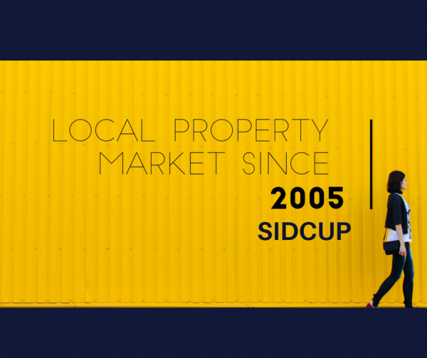 Sidcup Rents Rise By 33.3% Since 2005