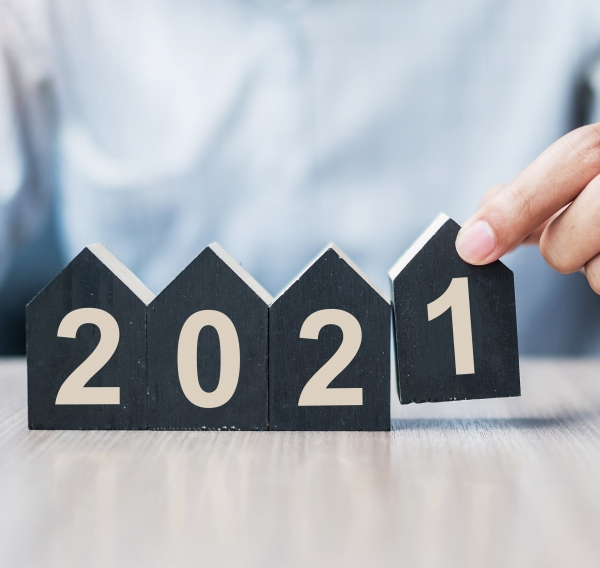Housing market in 2021 – here are some reasons to be positive
