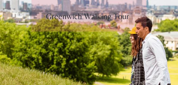 Greenwich Walking Tour