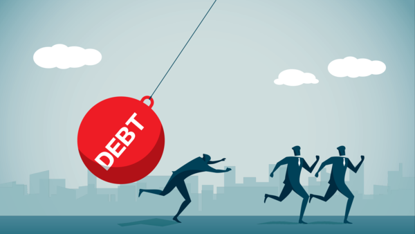 "Debt Respite Scheme ""Breathing Space Law"" – 4th May 2021"