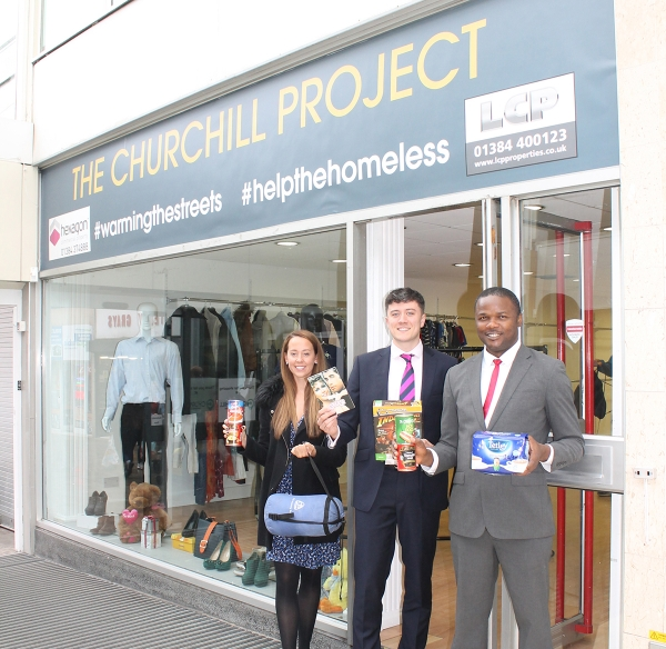 Hexagon Commercial Property and LCP Help to Open a New Charity in Dudley