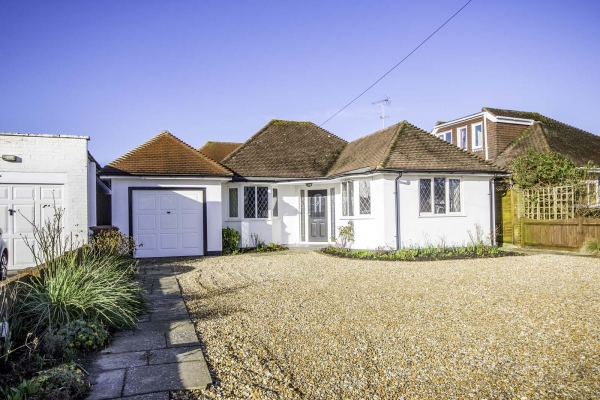 Two bedroom detached bungalow, Sea Lane, East Preston - Success Story