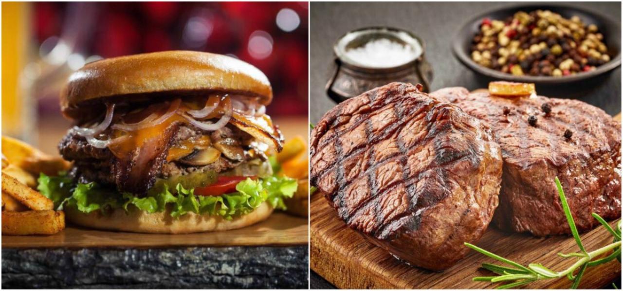 >Rare Steakhouse Rockett Recommends