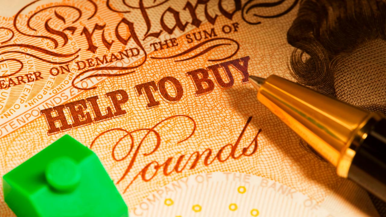>New Help to Buy scheme lau...