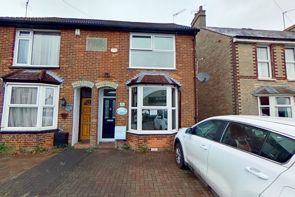 3 bed semi-detached house for sale in Canterbury Road, Willesborough, Ashford.