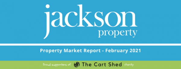 Herefordshire Property Market Update February 2021