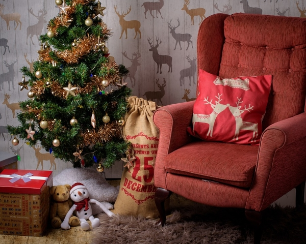 Four things to declutter before Christmas