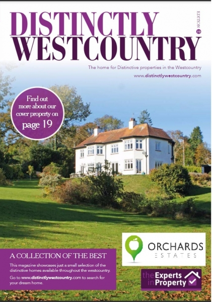 Latest Distinctive Westcountry Property Magazine