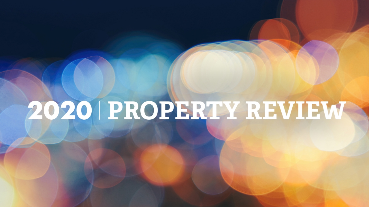 >2020 review of the St Neots property market