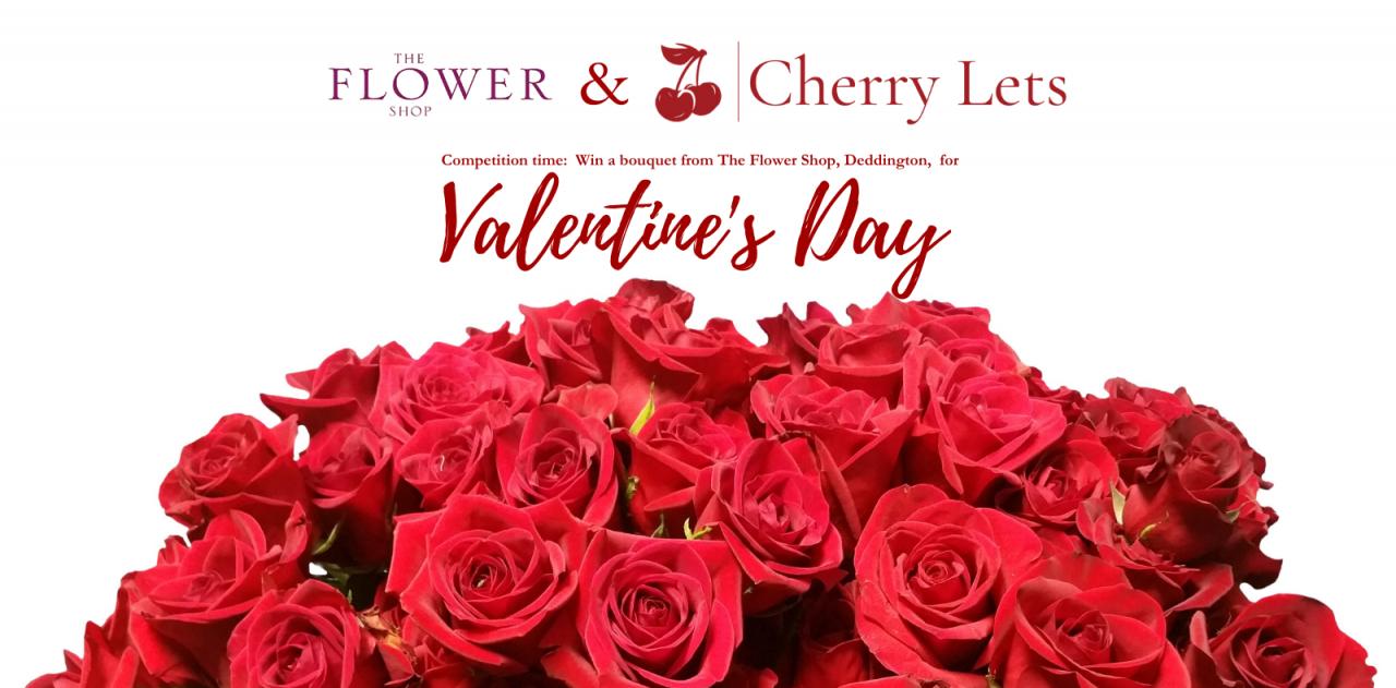 Cherry Lets and The Flower Shop Deddington