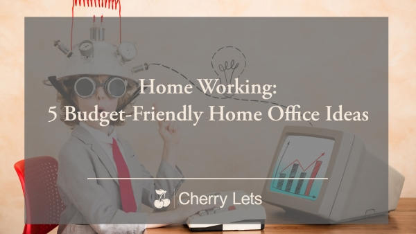 Home Working: 5 Budget-Friendly Home Office Ideas