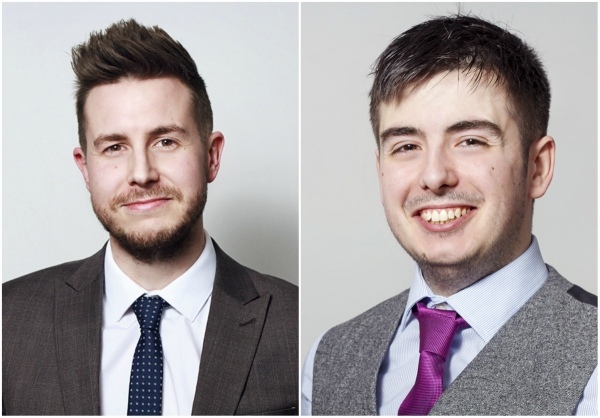 A Big Congratulations to Ben and Will on Their ARLA Qualifications