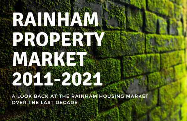 Rainham Property Market: 2011-2021