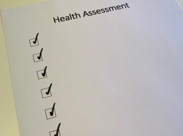 Coronavirus Health-assessment