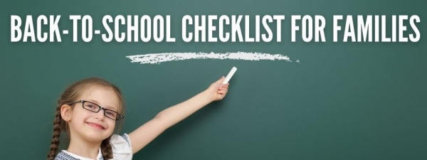 Don't Leave Your Back-to-School Prep to the Last Minute