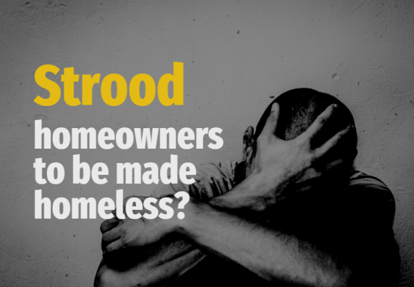 Strood Homeowners to be Made Homeless?