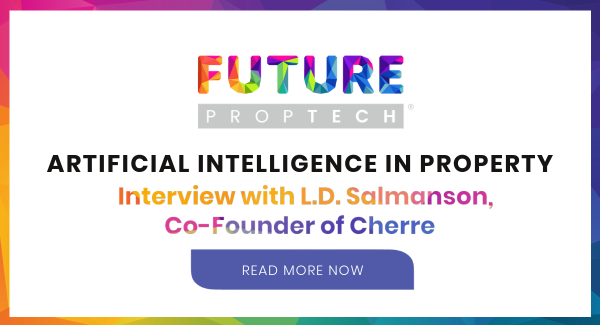 Artificial Intelligence in Property - Interview with L.D. Salmanson, Cherre