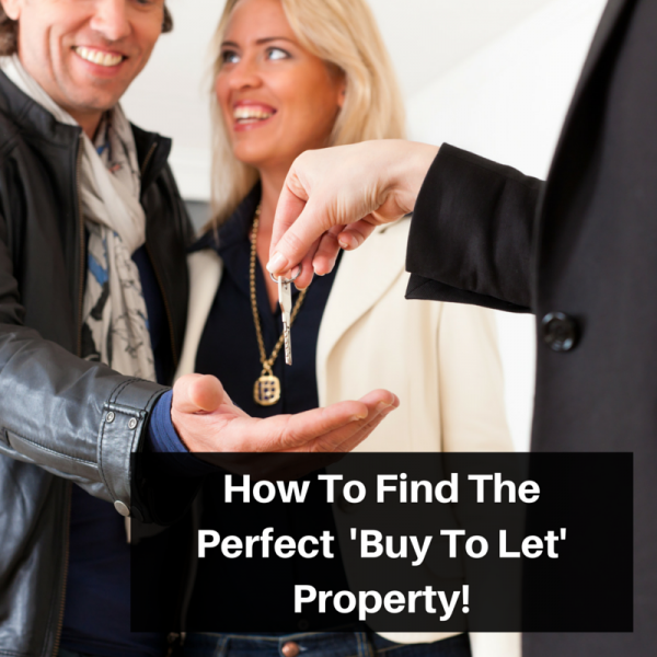 How to find a 'buy to let' property that is irresistible to Tenants