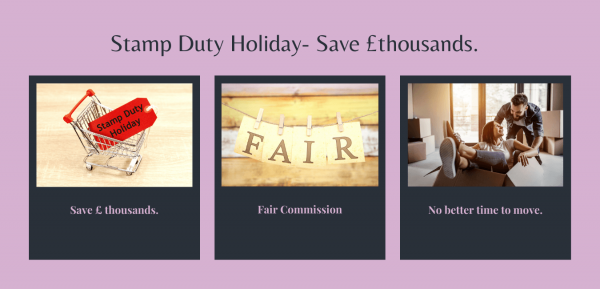 Stamp Duty Holiday. Save £thousands.