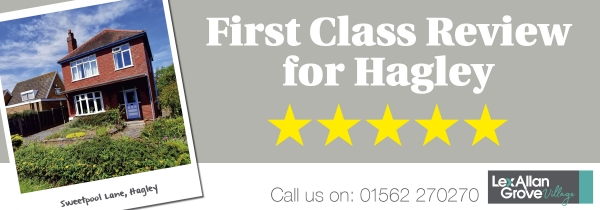 First Class Review for the Hagley Office