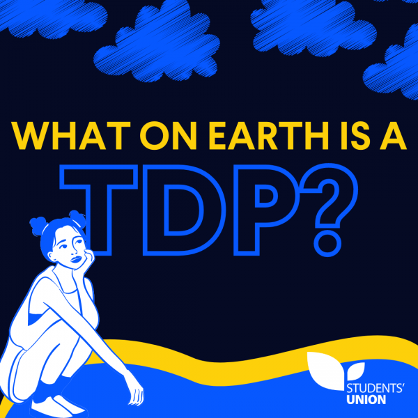 What on earth is...a TDP?