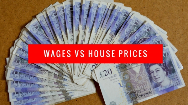 Sidcup House Prices Outstrip Wage Growth by 38.7% since 2007