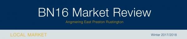 BN16 Market Review Angmering East Preston Rustington Winter 2017/2018