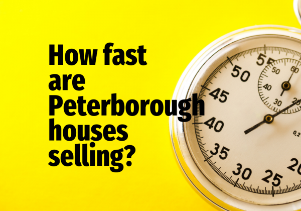 How Many Days Does It Take to Sell a Peterborough Home?