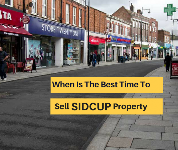When Will Be The Best Time To Sell Sidcup Property In 2017?