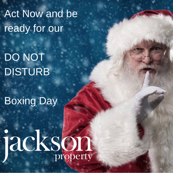 Do Not Disturb Christmas Marketing