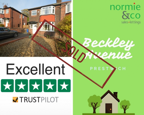 Beckley Avenue, Prestwich - Normie Success Story