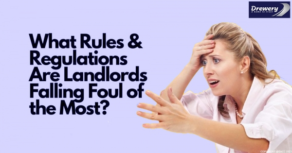 What Rules and Regulations Are SIDCUP Landlords Falling Foul of the Most?