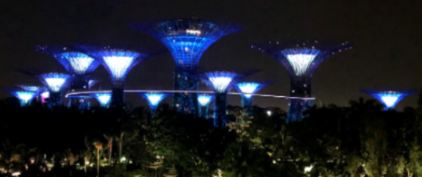 Back from the Future... Smart Cities in Singapore - By, Carole Dwek