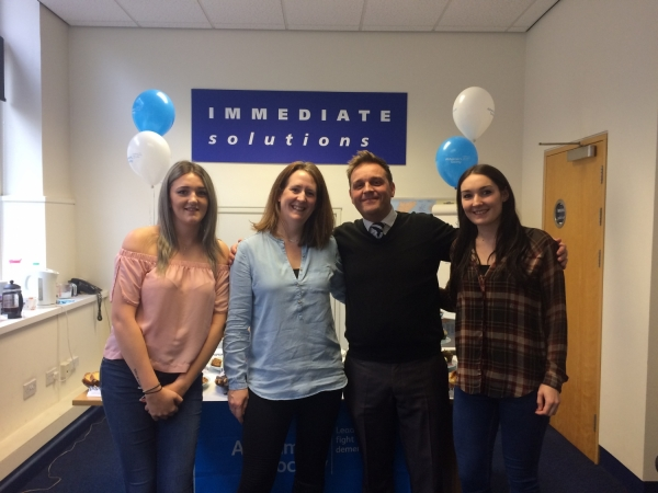 Coffee & Cake for The Alzheimer's Society