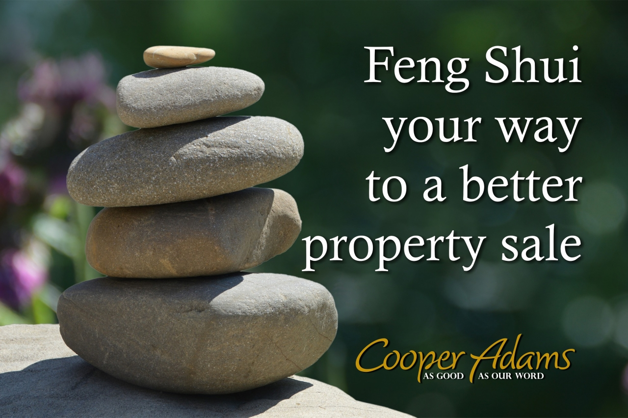 Feng Shui your way to a be...