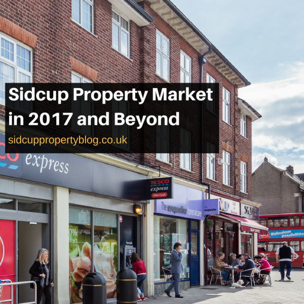 Sidcup Property Market in 2017 and Beyond