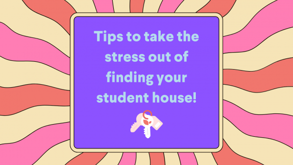 How to keep house hunting stress free - from a Sussex Student who's done it!