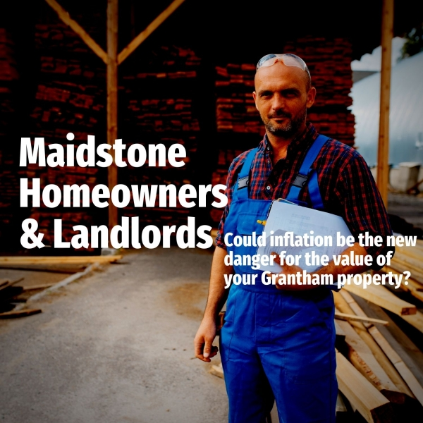 £736,571 – 'Wood' You Pay That for a Maidstone Semi-Detached House?