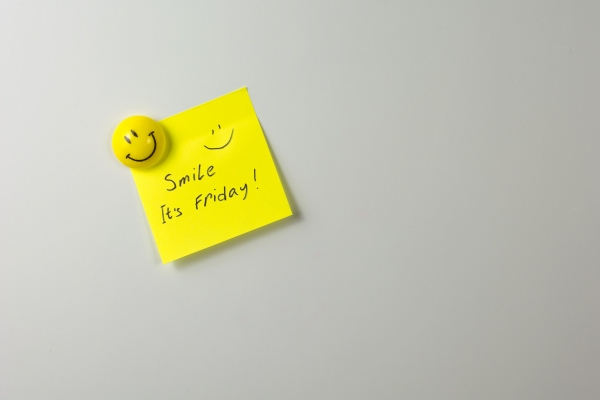 Four Reasons to Feel Positive