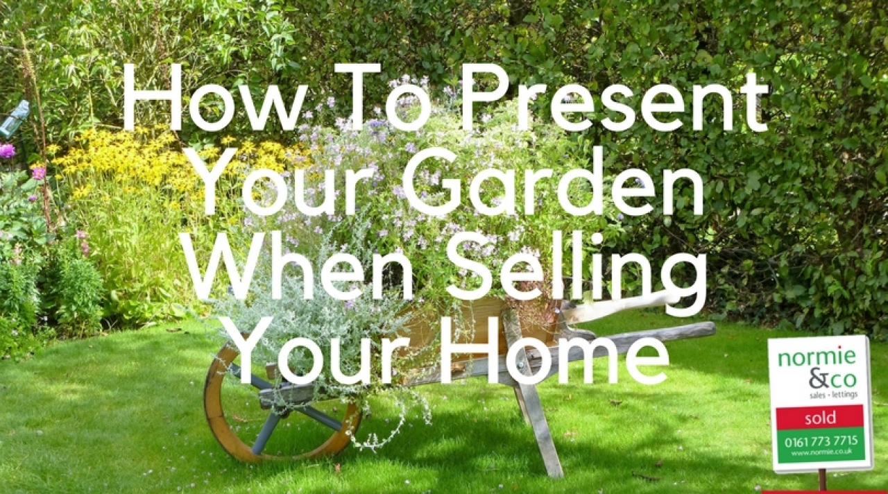 >How To Present Your Garden...