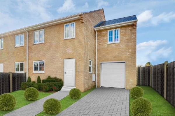 New Build, North End, Bassingbourn