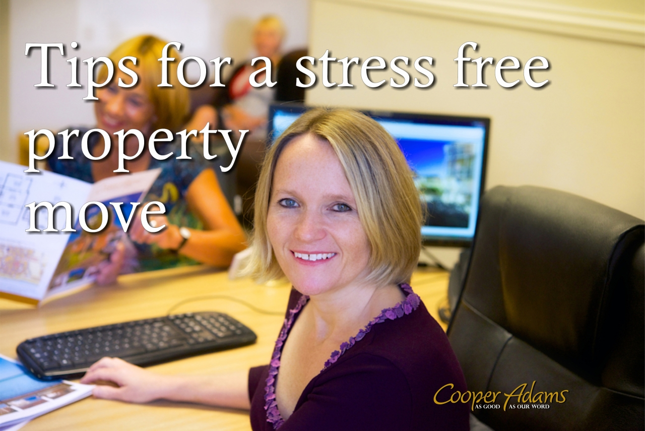 >Tips for a stress free pro...